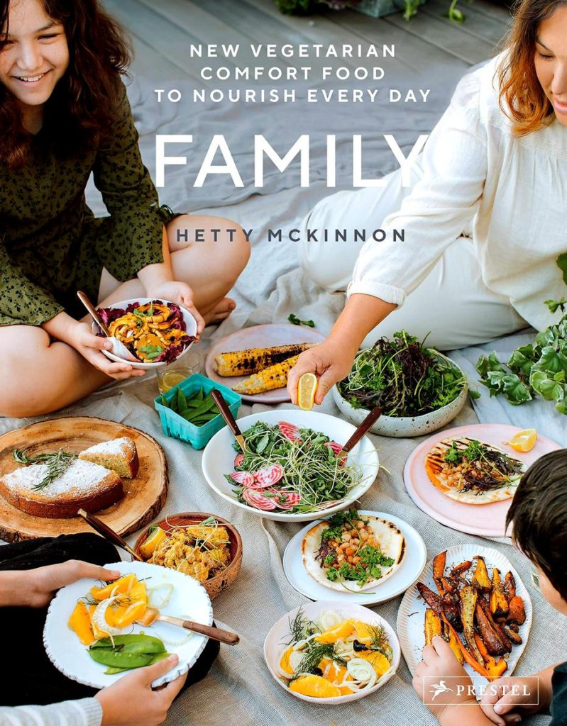 'Family' shows the way to fad-free vegetarian cooking