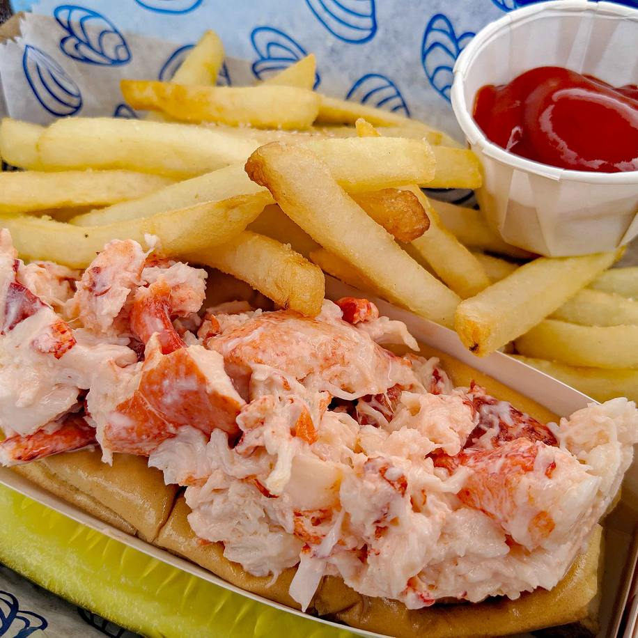 Summer on a roll at Bob's Clam Hut in Kittery