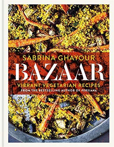 Bazaar cookbook cover