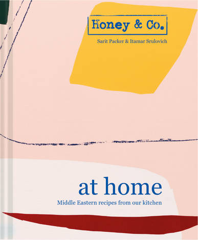 Honey & Co at Home cover