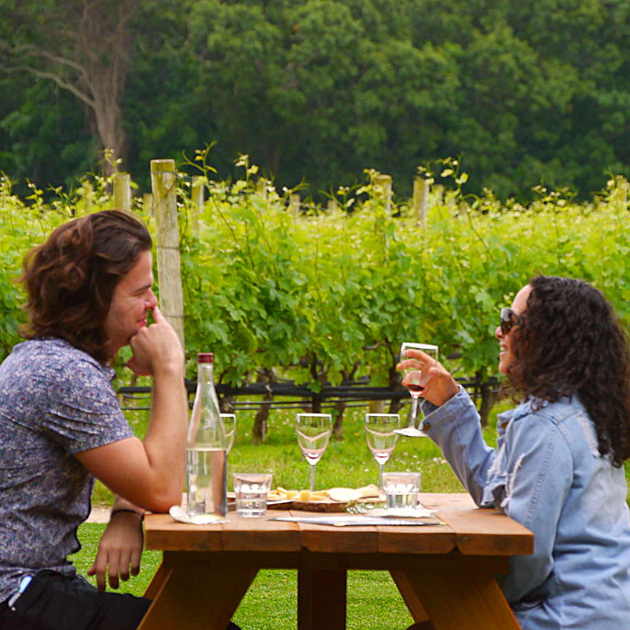 Tasty dishes for wineries that put the fork in North Fork