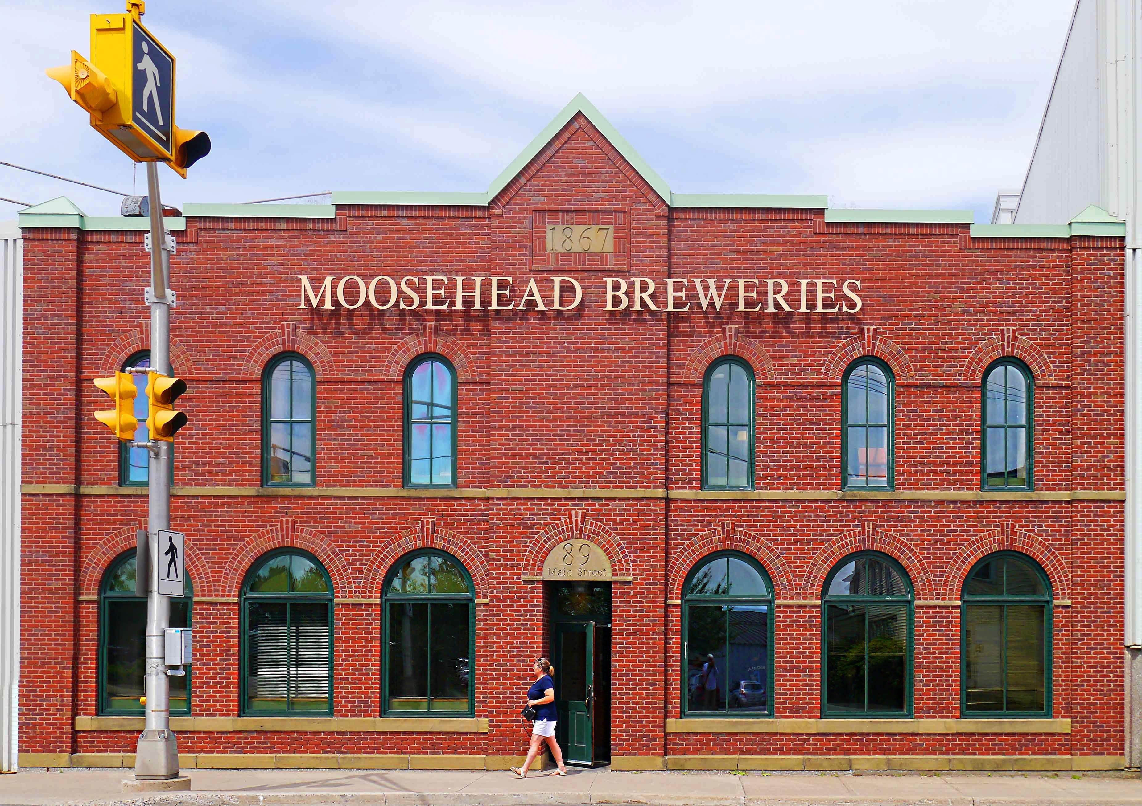 Moosehead Brewery