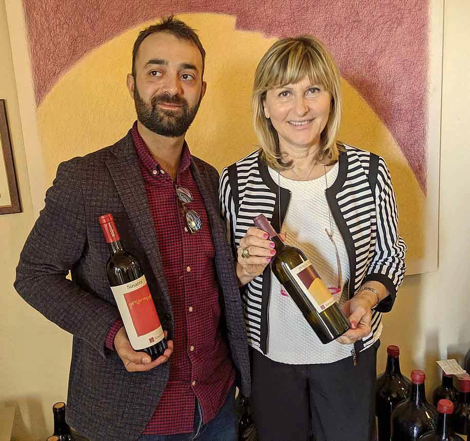 Emerging winery points to Maremma's future